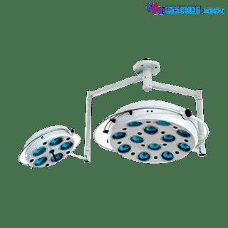 Lampu Operasi Celling Non Halogen 12 + 5 Bulb