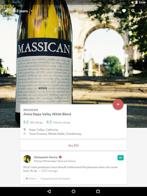 Delectable Wine – Scan & Rate