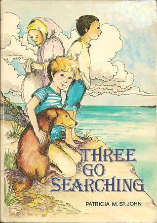 Three Go Searching by Patricia St. John (5 star review)