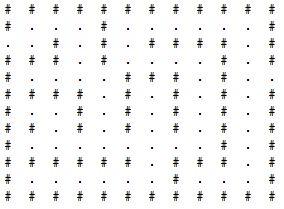 OctopusFunda: Maze traversal using recursive backtracking in