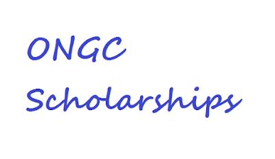 ONGC Scholarships