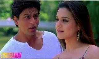Lyrics Kal Ho Na Ho - Shah Rukh Khan, Sonu Nigam | Lyrics and Translation कल हो न हो