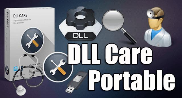 برنامج DLL Care + التفعيل