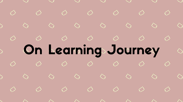 on learning journey