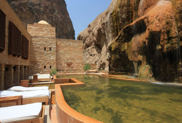 Six Senses Spa, Mabada, Yordania