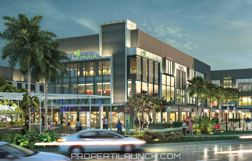 Ruko West Park BSD City