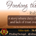 New Tour SignUp: Finding The Angel by Rubina Ramesh