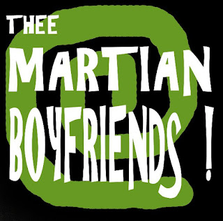 Thee MARTIAN BOYFRIENDS! - Take Over The World 2