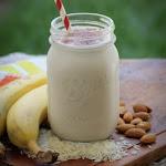 Horchata Coconut Milk Smoothie