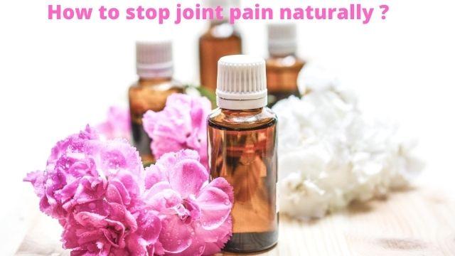 जोड़ों के दर्द  का प्राकृतिक उपचार || how to stop joint pain naturally