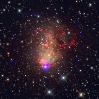 IC 10: A Starburst Galaxy with the Prospect of Gravitational Waves