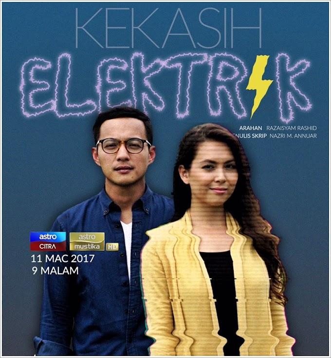 Telefilem | Kekasih Elektrik (2017)