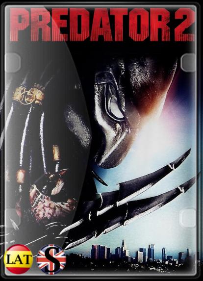 Depredador 2 (1990) HD 1080P LATINO/INGLES