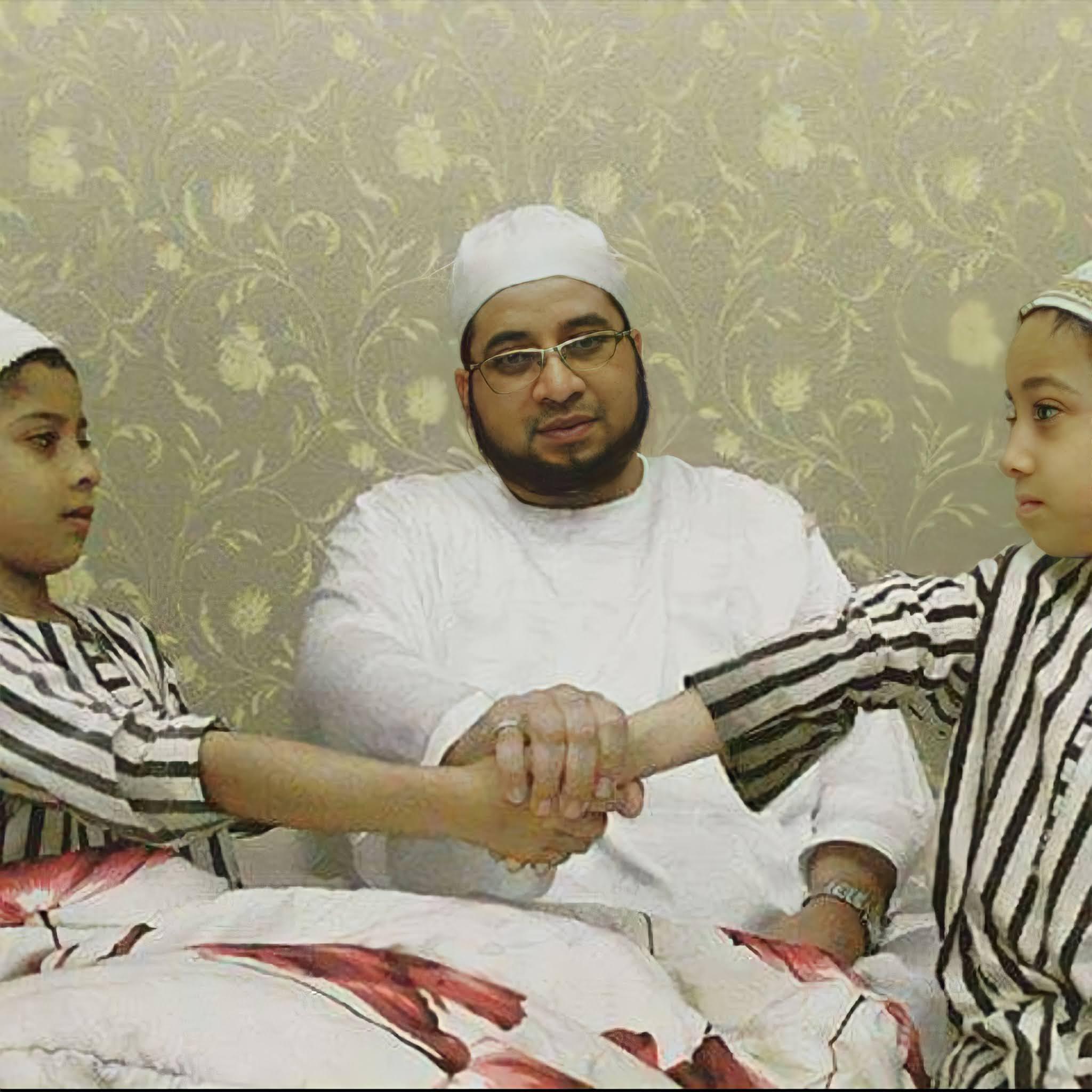 40+ Kumpulan Foto Masa Muda Habib Munzir al-Musawa (HD)