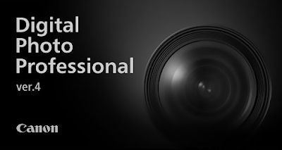 Canon Digital Photo Professional 4.10.50 For Windows  / Mac