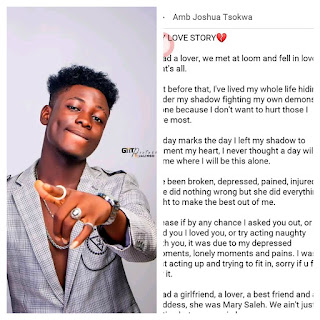 Jalingo Lover Pens Down Heart Touching Story Of His Relationship