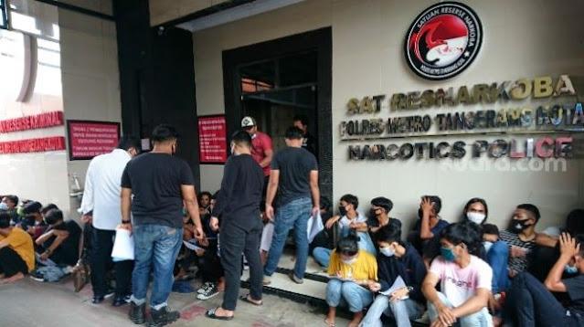 Nama Anak STM Tangerang Pendemo UU Cipta Kerja Masuk Daftar Intel Polisi