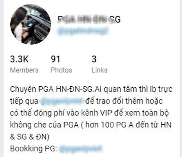"""Các PG sang chảnh: Đội lốt con nhà giàu, gái nhà lành, thực chất làm """"bán dâm"""" luôn khoe ảnh ăn chơi trên Fb"""