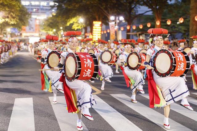 lễ hội carnaval tại grand world