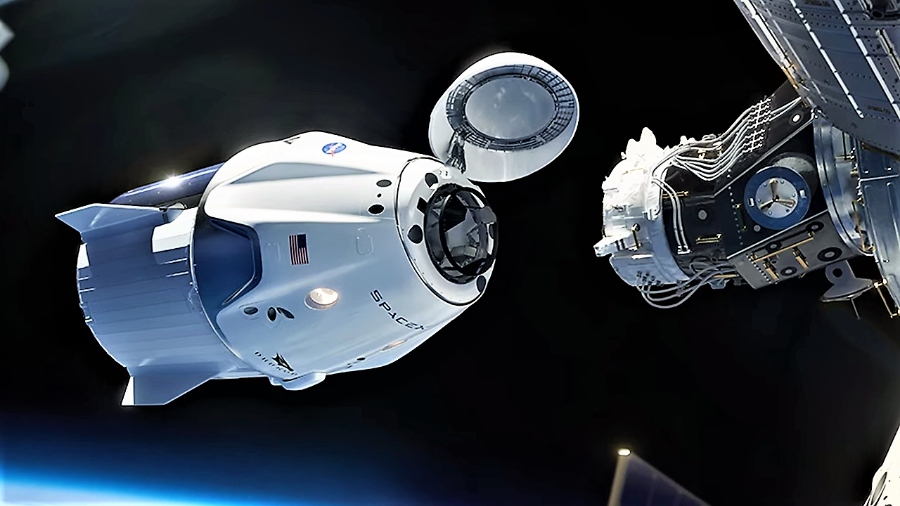 SpaceX Crew Dragon finally passes the static test