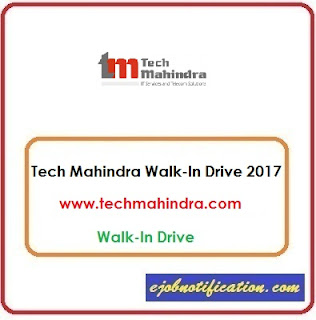 Tech Mahindra Walk-In Freshers UI Developer jobs in Hyderabad 21st Oct'2017