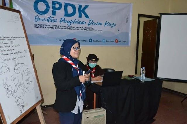 Pengurus DKC Cianjur Masa Bhakti 2021-2026 Gelar OPDK.