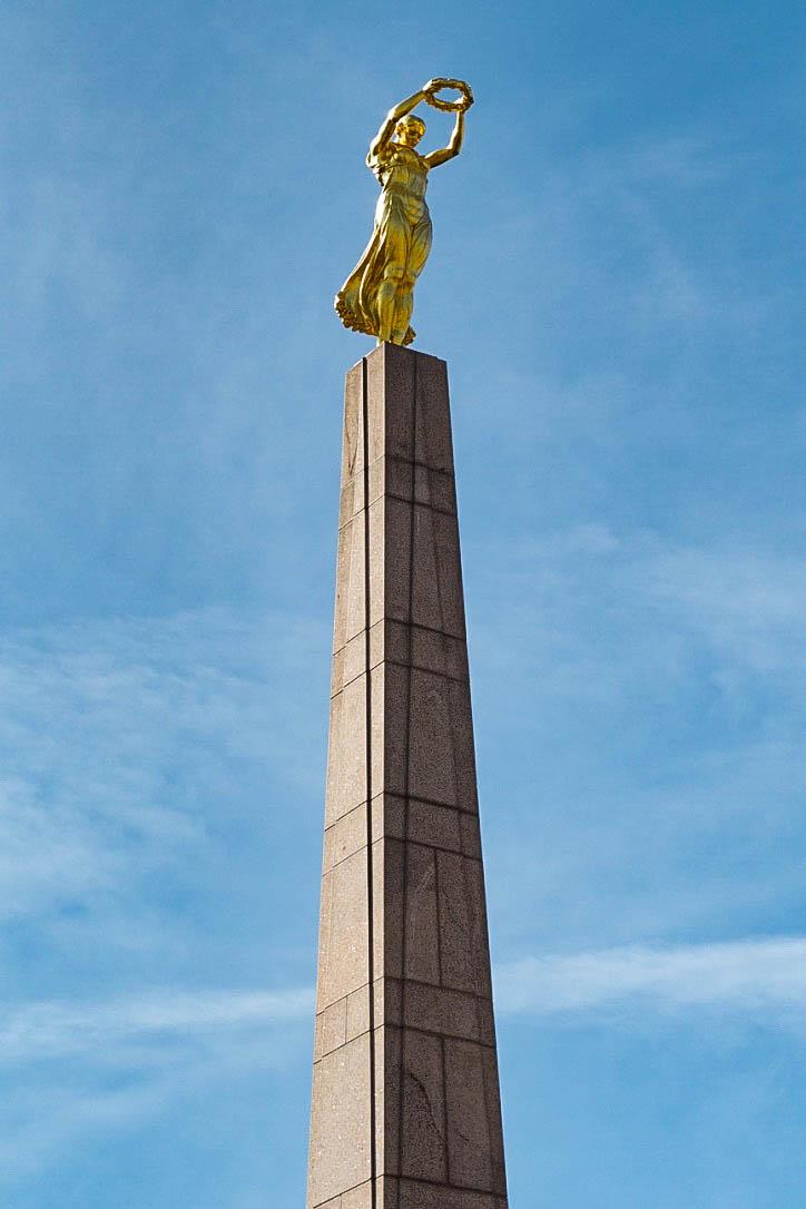 Place de la Constitution, Luxembourg City