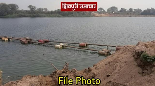 हास्यप्रद खबर: कल्याणपुर से रेता चोरी हो गई, पांच पर मामला दर्ज | NARWAR, SHIVPURI NEWS