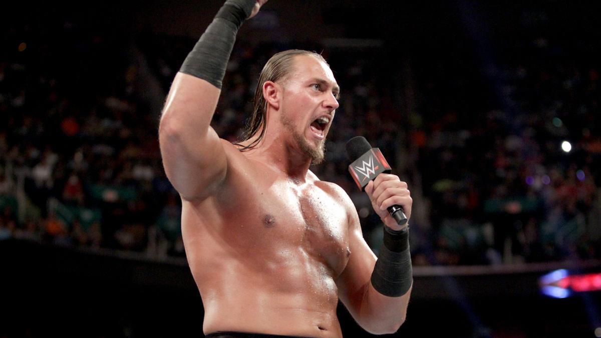 Big Cass já foi dublê de The Undertaker