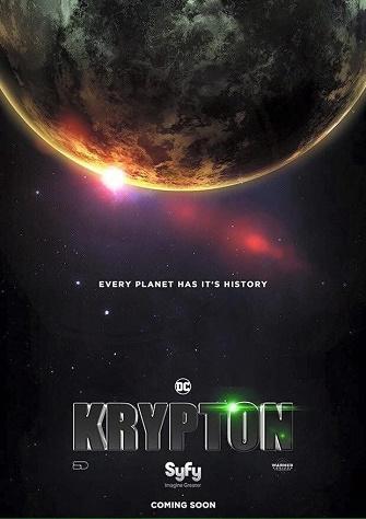 Hành Tinh Siêu Nhân Phần 1 - Krypton (Season 1)