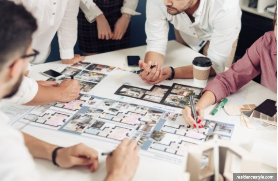 how to become a designer for homes