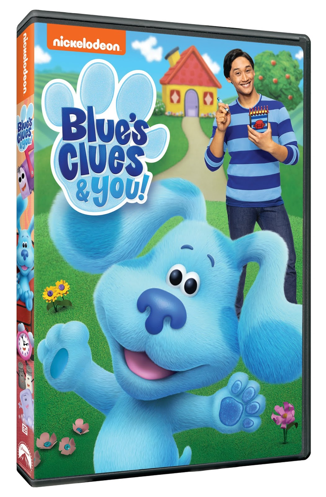 Blue's Clues Song : blue's, clues, NickALive!:, Nickelodeon, Announces, 'Blue's, Clues