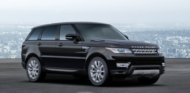 All New Land Rover Range Rover Sport Image