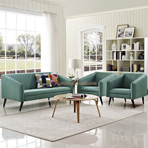 Set Kursi Sofa Tamu Minimalis 311 + Meja Seri Selly