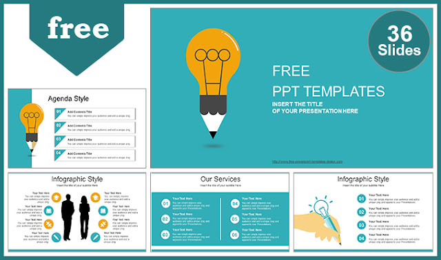 Download Template PPT Gratis