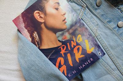"""""""RING GIRL""""~ K.N.Haner"""