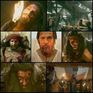 MONSTER #Khilji #Padmaavat