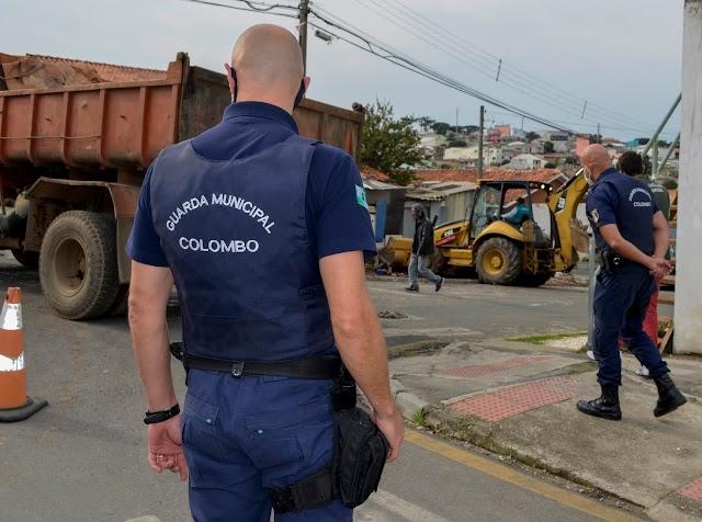 Guarda Municipal de Colombo viralisa na internet após RNP publicar vídeos de suas ações