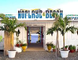 Restaurant, bord, mer, étage, plage, bar, buffet, LEUKSENEGAL, Dakar, Sénégal, Afrique