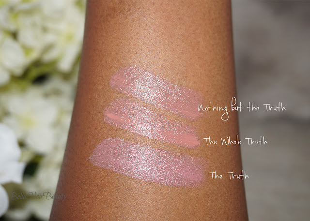 Lipstick Queen Nothing but the Nudes Lipsticks | bellanoirbeauty.com