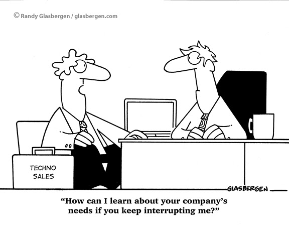 Marketing: Thursday, March 23, 2017 Cartoon Thursday