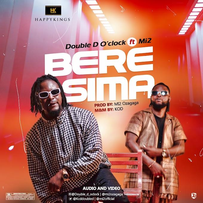 [Audio + video] Double D O'clock ft Mi2 - Bere Sima