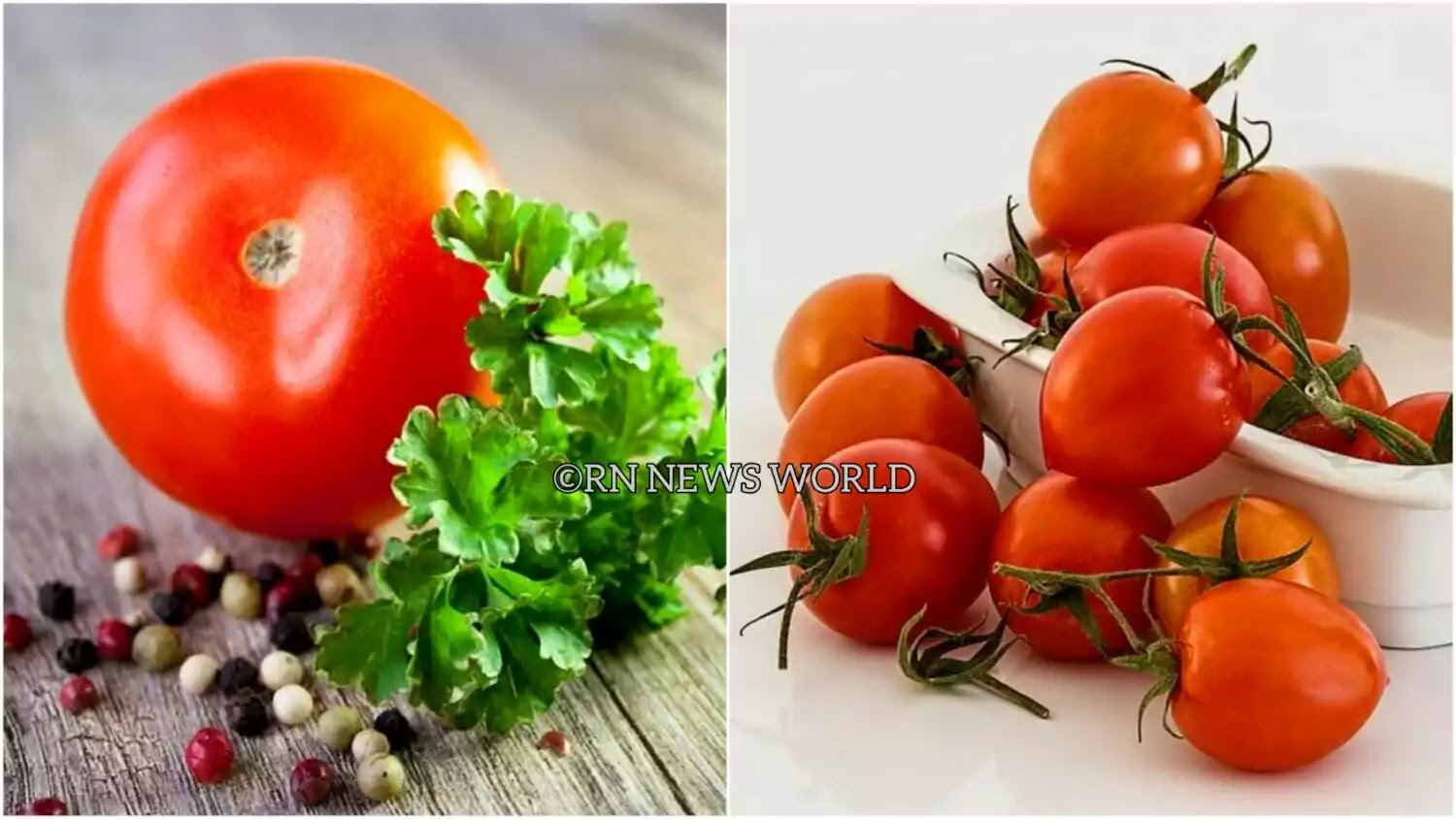 How To Use Tomatoes For Open Skin Pores