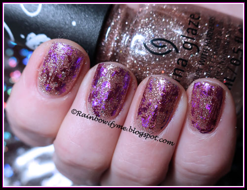 China Glaze ~ 50 Shimmering Years