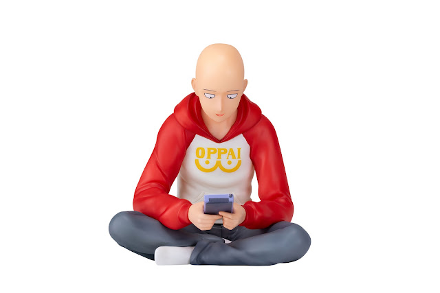 Saitama 1/7 de One-Punch Man, Fots Japan.