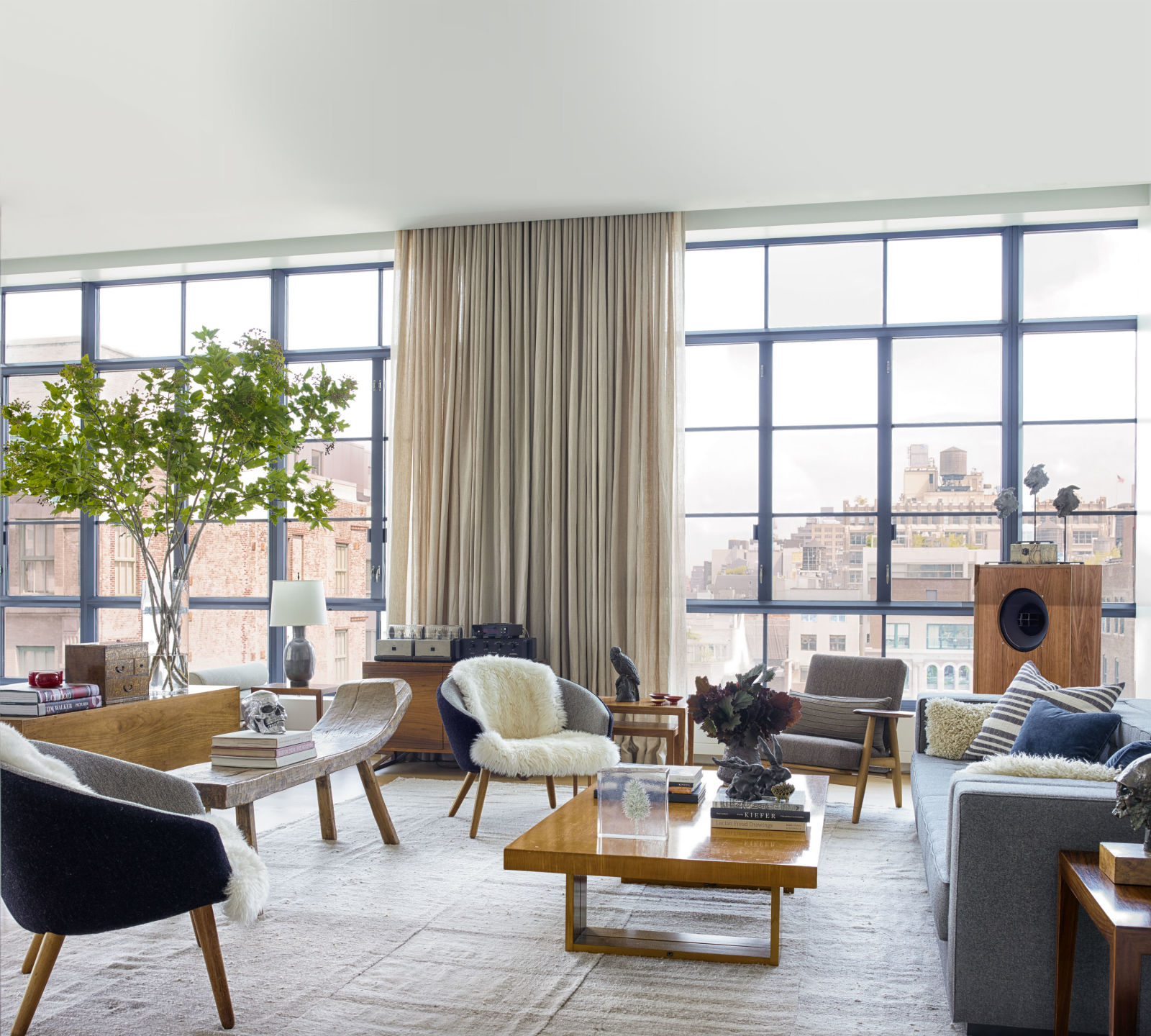 13 Stunning Apartments In New York: Loveisspeed.......: HOUSE TOUR: A New York City Apartment
