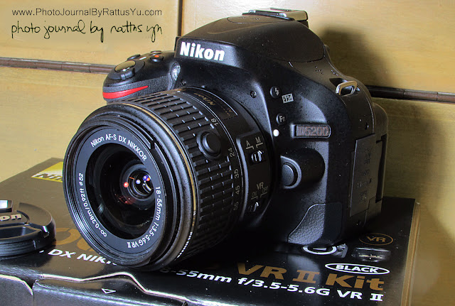 August 18, 2016: My Buddy the Nikon D5200 Celebrates His 1st Anniversary!