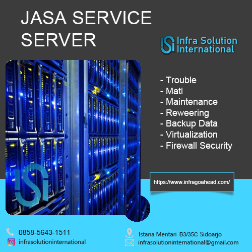 Service Server Pekanbaru Enterprise