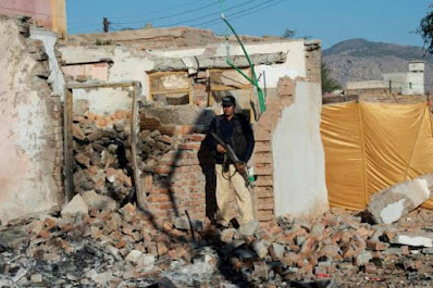Muslim clerics among 26 arrested after Hindu temple destroyed in Pakistan