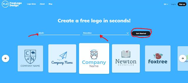 طريقة تصميم شعار إحترافي بدون الحاجة لبرنامج فوتوشوب
